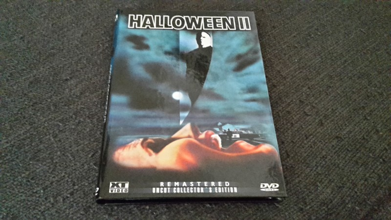 XT Video HALLOWEEN 2 kleine Hartbox - uncut