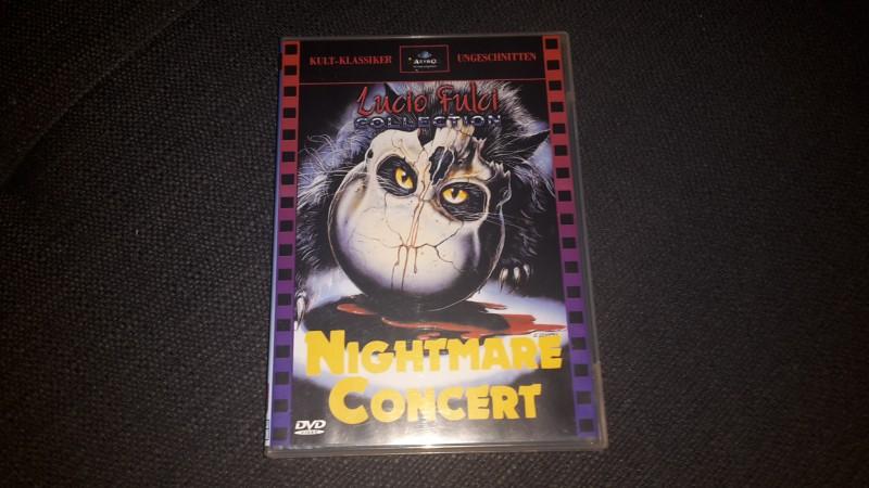 Lucio Fulci's Nightmare Concert - uncut