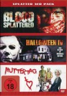 Splatter 3er Pack - Halloween IV / Muttertag / Blood Splatte