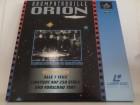 Raumpatrouille ORION (Laser disc)