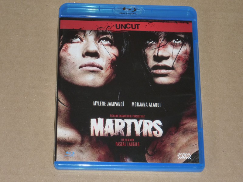 Martyrs - Uncut *Blu Ray* Top