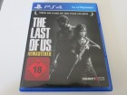PS4 Spiel THE LAST OF US REMASTERED wie Neu Play Station 4
