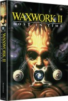 Waxwork 2 - Mediabook A (Blu Ray) NEU/OVP
