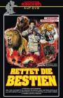 Rettet die Bestien - gr DVD Hartbox B LE OVP