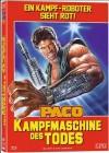Paco - Kampfmaschine des Todes - Mediabook - Cover A - 666