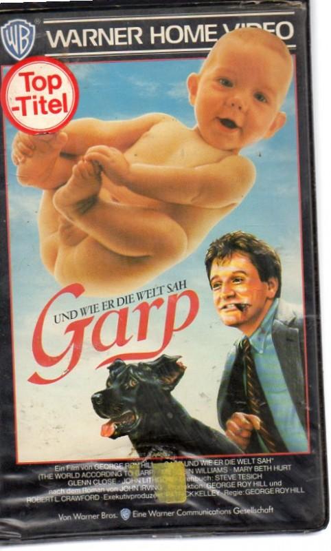 Und wie er die Welt sah Garp (24788)