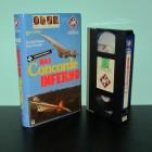 Das Concorde Inferno * VHS * UFA Ruggero Deodato