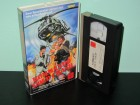 Kommando Gold Crash * VHS * LIGHTNING VIDEO