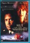 Mut zur Wahrheit DVD Denzel Washington, Meg Ryan NEUWERTIG