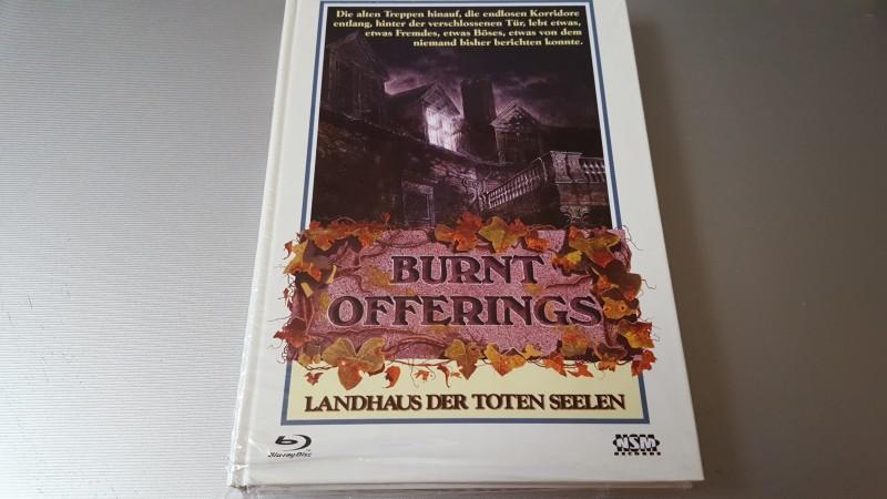 Landhaus der toten Seelen Mediabook