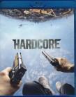 HARDCORE Blu-ray - brachialer Action Splatter Kracher