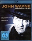 JOHN WAYNE WESTERN COLLECTION 3x Blu-ray Cowboys Rio Bravo +