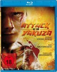 Attack of the Yakuza - Blu Ray