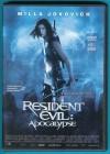 Resident Evil: Apocalypse DVD Milla Jovovich NEUWERTIG