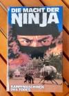 Die Macht der Ninja - Gr. Hartbox - lim  5/66