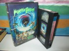 VHS - Monster Busters - Horror Fantasy - VPS