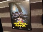 DER NEW YORK RIPPER-BluRay MEDIABOOK-Cover B.NEU/OVP.