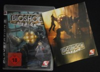 PS3 - BIOSHOCK - USK18 - TOP