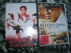 THE KILLER DVD + BLEED FOR THE DEVIL DVD NEU OVP