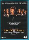 Die drei Musketiere DVD Charlie Sheen, Tim Curry NEUWERTIG