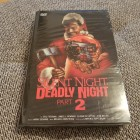 SILENT NIGHT,DEADLY NIGHT PART2-Gr.Hartbox-X-Rated- Cover B