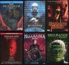 Hellraiser 1-8 (UNCUT)