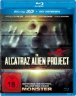 The Alcatraz Alien Project 3D  (Blu-ray) NEU ab 1€