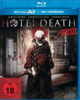 Hotel Death - Uncut 3D  (Blu-ray) NEU ab 1€