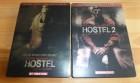 Hostel 1 UNCUT Steelbook Hostel 2 UNCUT Steelbook DVD
