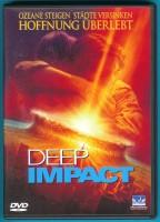 Deep Impact DVD Robert Duvall, Téa Leoni NEUWERTIG
