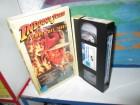 VHS - Indiana Jones und der Tempel des....- CIC VERSCHWEIßT