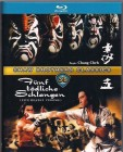 Fünf tödliche Schlangen - Hartbox - Blu-ray