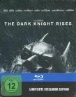 Batman - The Dark Knight Rises -Limitierte Steelbook Edition