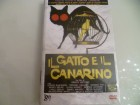 IL GATTO E IL CANARINO  - Retro Video Box - SELTEN