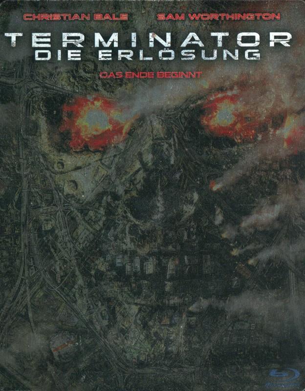 Terminator 4 - Die Erlösung - Dir. Cut - Steelbook (Blu-ray
