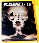 SAW I & II - Limited Steel Edition  uncut # 1  2 # Steelbook
