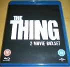 The Thing (1982 & 2011) 2 Movie Boxset  Blu-ray