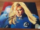 Jessica Alba Original Autogramm 20x25 + COA sexy Fantastic 4