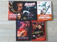 Kleine Hartboxen DVD Sammlung