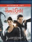 HÄNSEL & GRETEL HEXENJÄGER Blu-ray - Jeremy Renner Fantasy