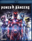 POWER RANGERS Blu-ray der neue Film 2017 SciFi Action Fun