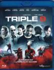 TRIPLE 9 Blu-ray Top Cop Thriller Casey Affleck Kate Winslet
