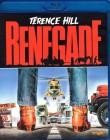 RENEGADE Blu-ray - Ternce Hill Action Comedy Klassiker