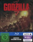 Godzilla - Limitierte Steelbook-Edition (Uncut / Blu-ray)