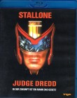 JUDGE DREDD Blu-ray - Sylvester Stallone SciFi Action