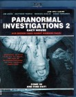 PARANORMAL INVESTIGATIONS 2 GACY HOUSE 8213 Blu-ray
