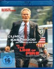 IN THE LINE OF FIRE Blu-ray Clint Eastwood Petersen Thriller