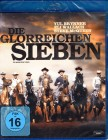 DIE GLORREICHEN SIEBEN Blu-ray - der Klassiker Yuk Brynner