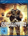 THE COLOMBIAN CONNECTION - Blu-ray Action Kracher