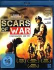 SCARS OF WAR Blu-ray - Briten im Irak Krieg Thriller